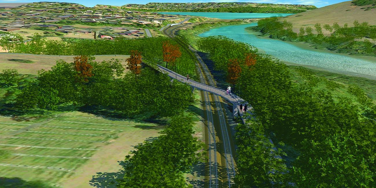Overbridge by Purewa Reserve
