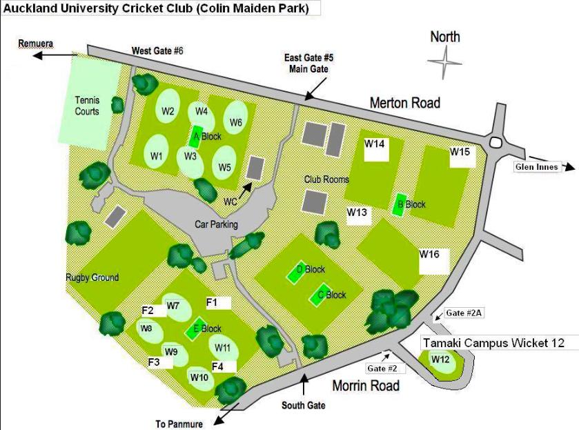 Colin Maiden Park
